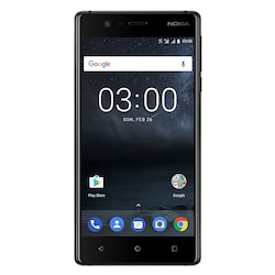 Nokia 3 (2 GB RAM, 16 GB) Matte Black images, Buy Nokia 3 (2 GB RAM, 16 GB) Matte Black online at price Rs. 8,199