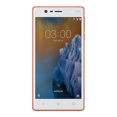 Nokia 3 (Copper, 2GB RAM, 16GB) Price in India
