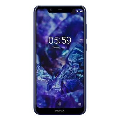 Nokia 5.1 Plus (Blue, 3GB RAM, 32GB) Price in India
