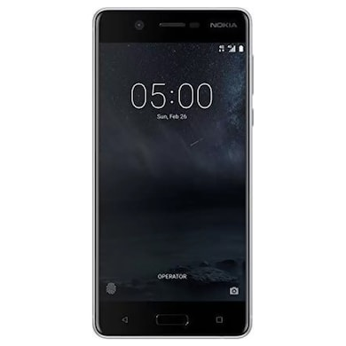 Nokia 5 (Matte Black, 2GB RAM, 16GB) Price in India