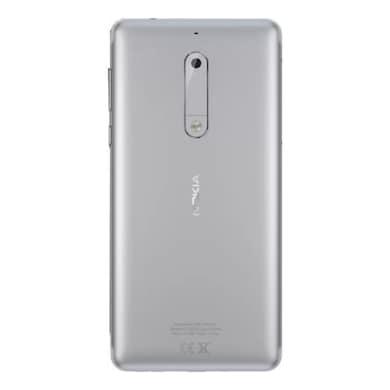 Nokia 5 (Silver, 2GB RAM, 16GB) Price in India