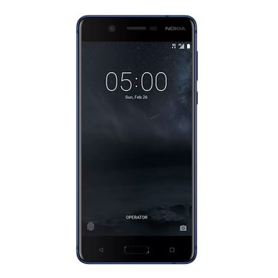 Nokia 5 (Tempered Blue, 3GB RAM, 16GB) Price in India