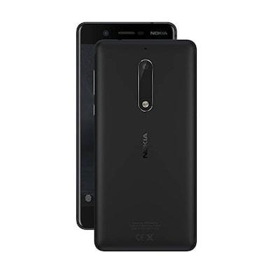 Nokia 5 (Matte Black, 3GB RAM, 16GB) Price in India