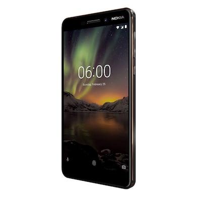 Nokia 6.1 (Black and Copper, 3GB RAM, 32GB) Price in India