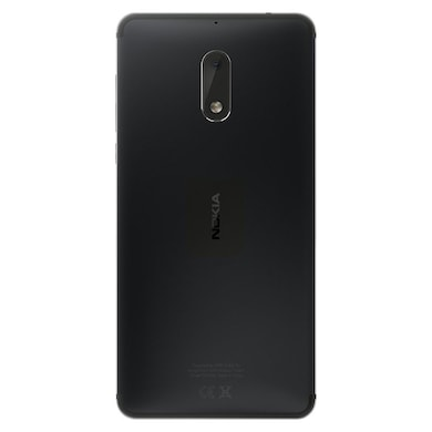Nokia 6 (Matte Black, 4GB RAM, 64GB) Price in India