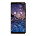 Buy Nokia 7 Plus (4 GB RAM, 64 GB) Black and Copper Online
