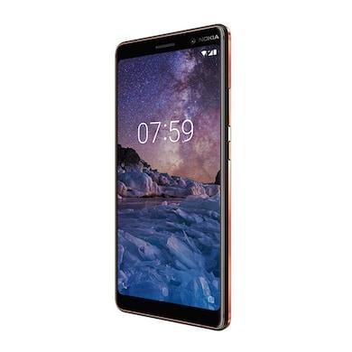 Unboxed Nokia 7 Plus (Black, 4GB RAM, 64GB) Price in India