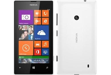 Nokia Lumia 525 (White, 1GB RAM, 8GB) Price in India