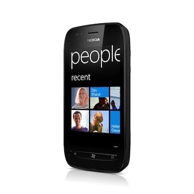 Refurbished Nokia Lumia 710 (Black, 512MB RAM, 8GB) Price in India