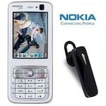 Buy Refurbished Nokia N73 with Bluetooth White Online