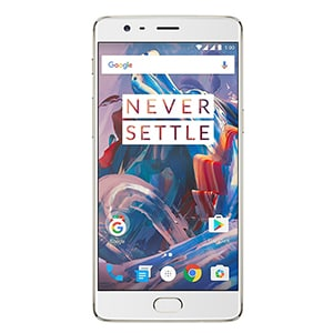 OnePlus 3 (Soft Gold, 64GB, 6GB RAM) Gadgets 360 Rs. 25500