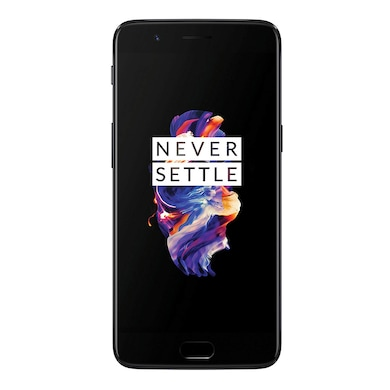 Refurbished OnePlus 5 with Brand Box (Slate Gray, 6GB RAM, 64GB) Price in India