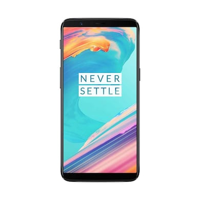 Pre-Owned OnePlus 5T (Sandstone Black, 6GB RAM) Price in India