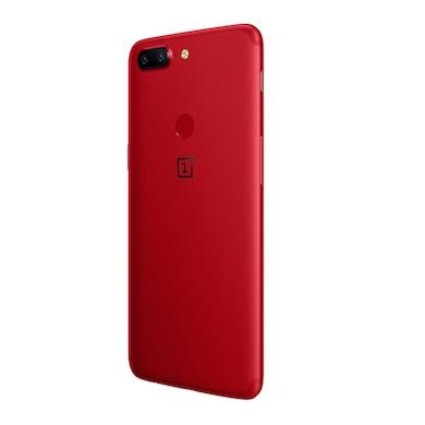 Refurbished OnePlus 5T (Lava Red, 6GB RAM, 64GB) Price in India