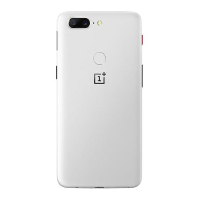 Refurbished OnePlus 5T (Sandstone White, 6GB RAM, 64GB) Price in India