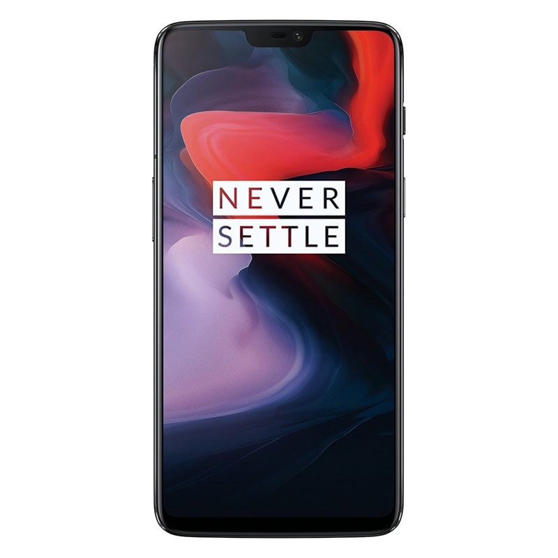 sports shoes 9d26a 14398 Buy OnePlus 6 (Mirror Black, 6GB RAM, 64GB) Price in India (07 Aug 2019),  Specification & Reviews