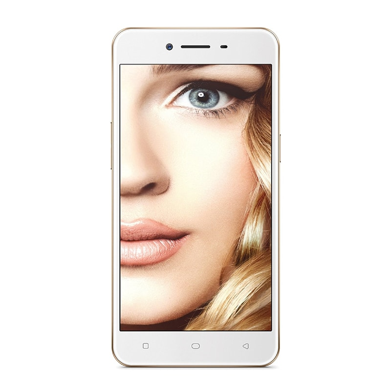 Oppo A37 Gold,16 GB images, Buy Oppo A37 Gold,16 GB online at price Rs. 8,520