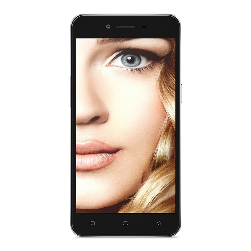 Oppo A37 Grey,16 GB images, Buy Oppo A37 Grey,16 GB online at price Rs. 8,550