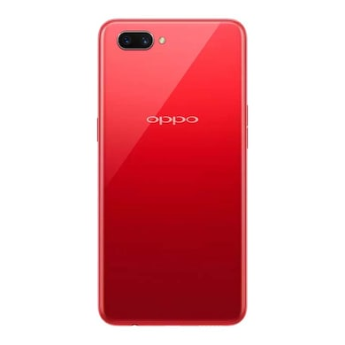 Oppo A3s (Red, 4GB RAM, 64GB) Price in India
