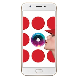 OPPO A57 Gold, 32GB images, Buy OPPO A57 Gold, 32GB online at price Rs. 12,799