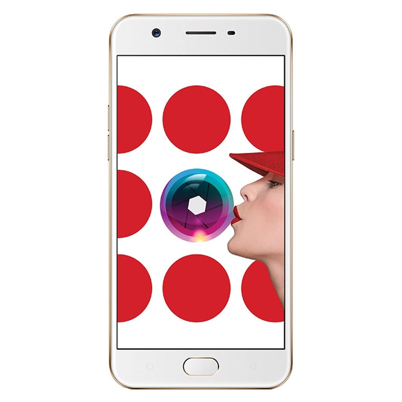 Buy OPPO A57 Gold, 32GB online