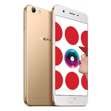 OPPO A57 Gold, 32GB images, Buy OPPO A57 Gold, 32GB online at price Rs. 14,290