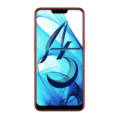 Oppo A5 (Diamond Red, 4GB RAM, 32GB) Price in India