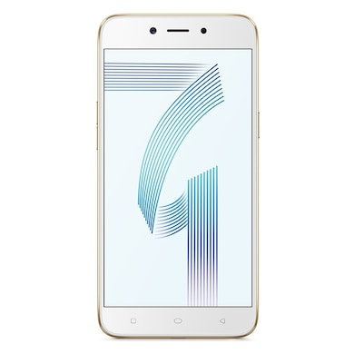 Oppo A71 (Gold, 3GB RAM, 16GB) Price in India