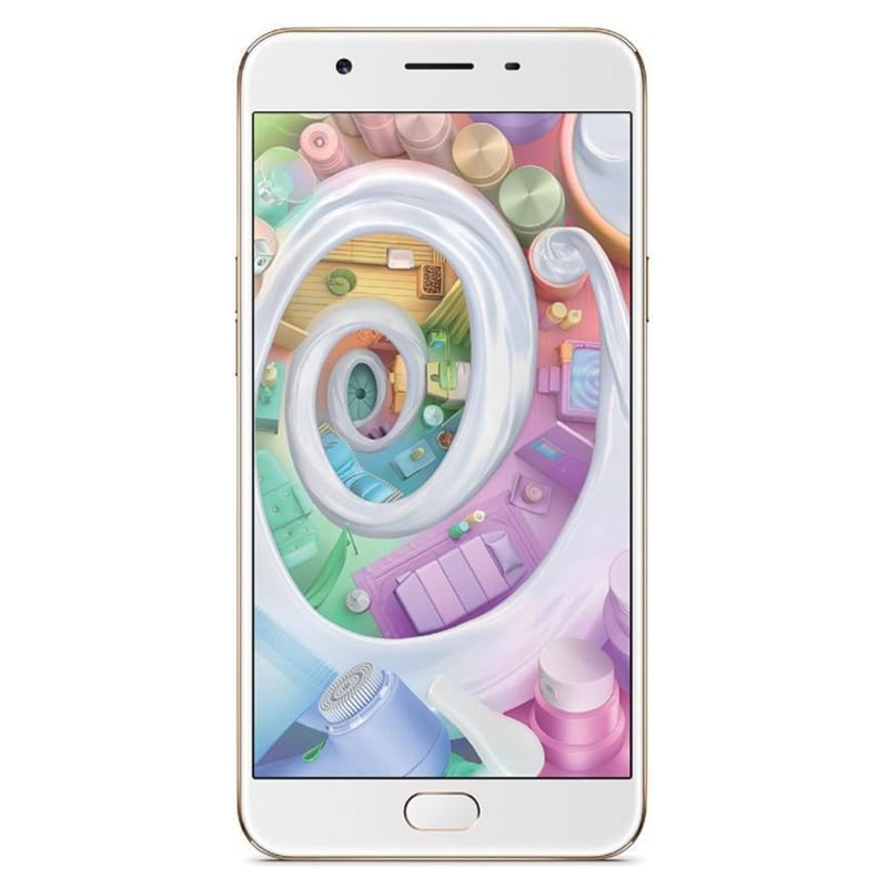 Oppo F1s Gold, 64 GB images, Buy Oppo F1s Gold, 64 GB online at price Rs. 16,800