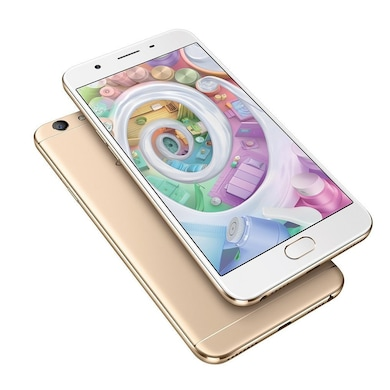 Pre-Owned Oppo F1s with 16 MP Selfie (Gold, 3GB RAM) Price in India