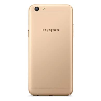 OPPO F3 (Gold, 4GB RAM, 64GB) Price in India