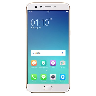 Oppo F3 Plus (Gold, 6GB RAM, 64GB) Price in India