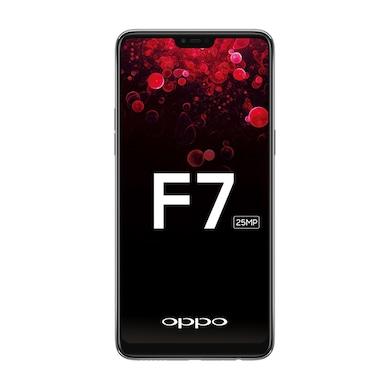 Oppo F7 (6 GB RAM, 128 GB) Silver images, Buy Oppo F7 (6 GB RAM, 128 GB) Silver online