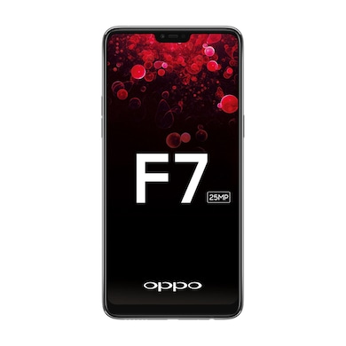 Oppo F7 (Silver, 6GB RAM, 128GB) Price in India