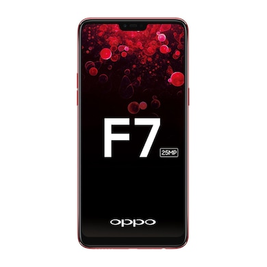 Oppo F7 (Red, 4GB RAM, 64GB) Price in India