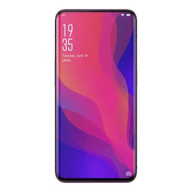 Oppo Find X (Bordeaux Red, 8GB RAM, 256GB) Price in India