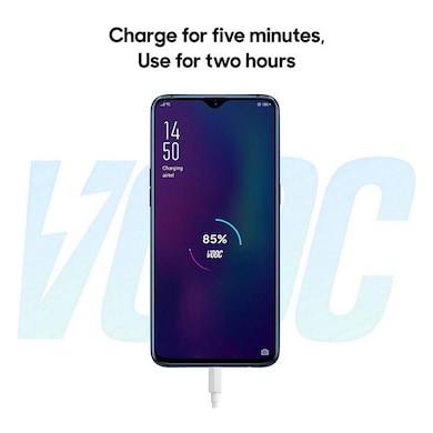 Oppo R17 (Neon Purple, 8GB RAM, 128GB) Price in India