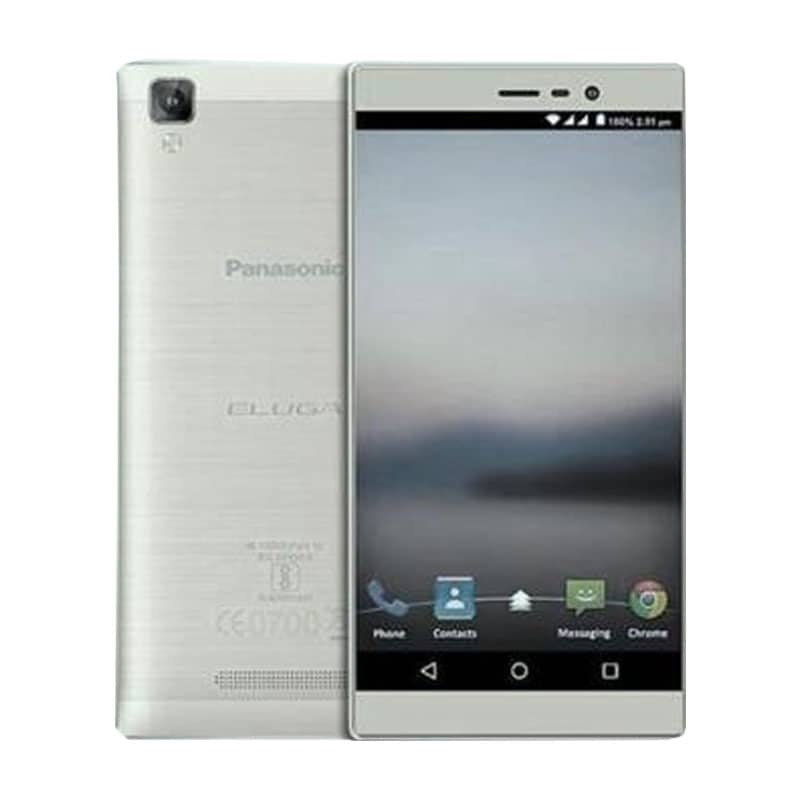 Buy Panasonic Eluga A2 Metallic Silver, 16 GB online