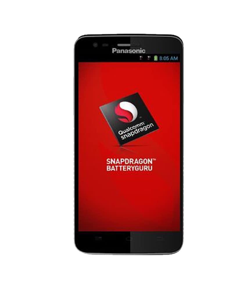 Buy Panasonic Eluga A Black, 4 GB online