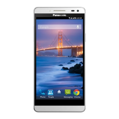 Panasonic Eluga I2 4G With 2 GB RAM (Metallic Silver, 2GB RAM, 16GB) Price in India
