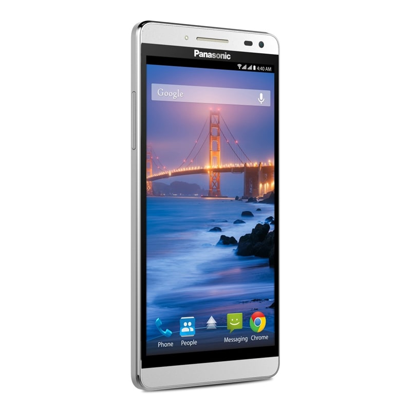 Buy Panasonic Eluga I2 4G With 2 GB RAM Metallic Silver, 16 GB online