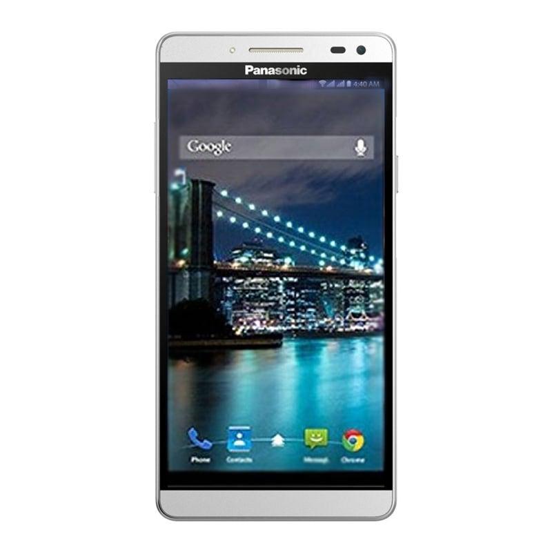 Buy Panasonic Eluga I2 4G with 3GB RAM Metallic Silver, 16 GB online