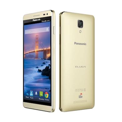 Panasonic Eluga I2 4G With 2 GB RAM (Metallic Gold, 2GB RAM, 16GB) Price in India