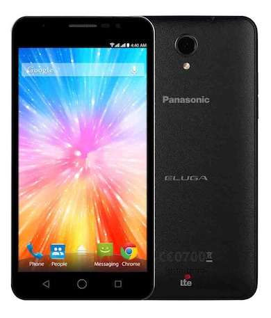 Panasonic Eluga L2 (Black, 1GB RAM, 8GB) Price in India
