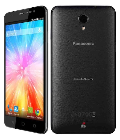 Panasonic Eluga L2 Black, 8 GB images, Buy Panasonic Eluga L2 Black, 8 GB online at price Rs. 7,132
