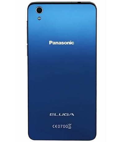 Panasonic Eluga L Radiant Blue, 8 GB images, Buy Panasonic Eluga L Radiant Blue, 8 GB online at price Rs. 7,642