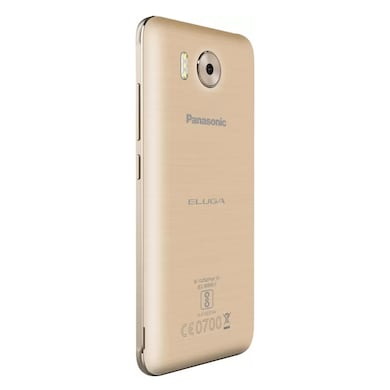 Panasonic Eluga Prim 4G VoLTE Gold, 16 GB images, Buy Panasonic Eluga Prim 4G VoLTE Gold, 16 GB online at price Rs. 7,125