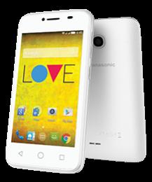 Buy Panasonic Eluga T35 LUV 2 White, 4 GB online