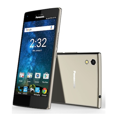 Panasonic Eluga Turbo (Champagne Gold, 3GB RAM, 32GB) Price in India