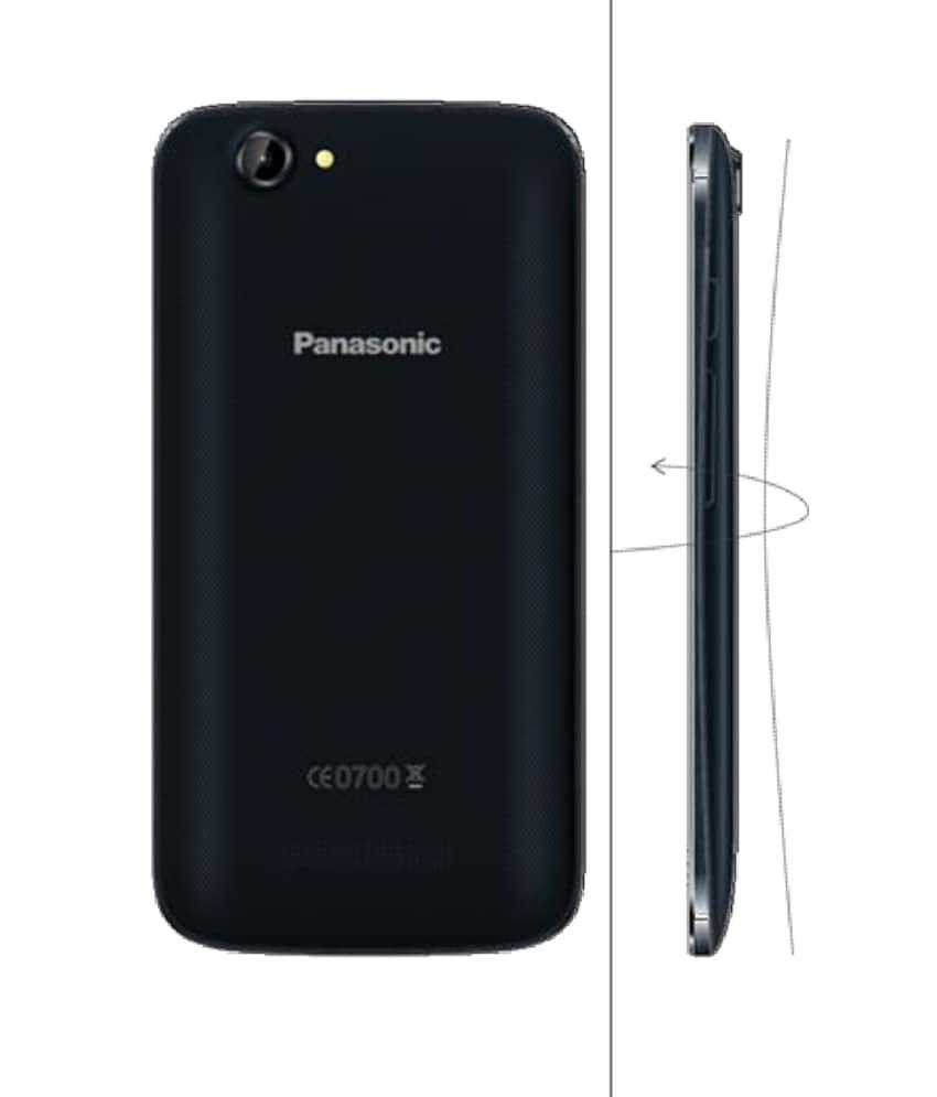 Buy Panasonic P41 Black, 8 GB online